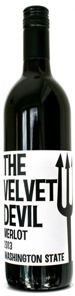 Charles Smith Wines - The Velvet Devil Merlot, Columbia Valley, 13,5 % Vol., USA, Washinton